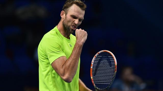 Karlovic sort de sa retraite internationale pour la finale