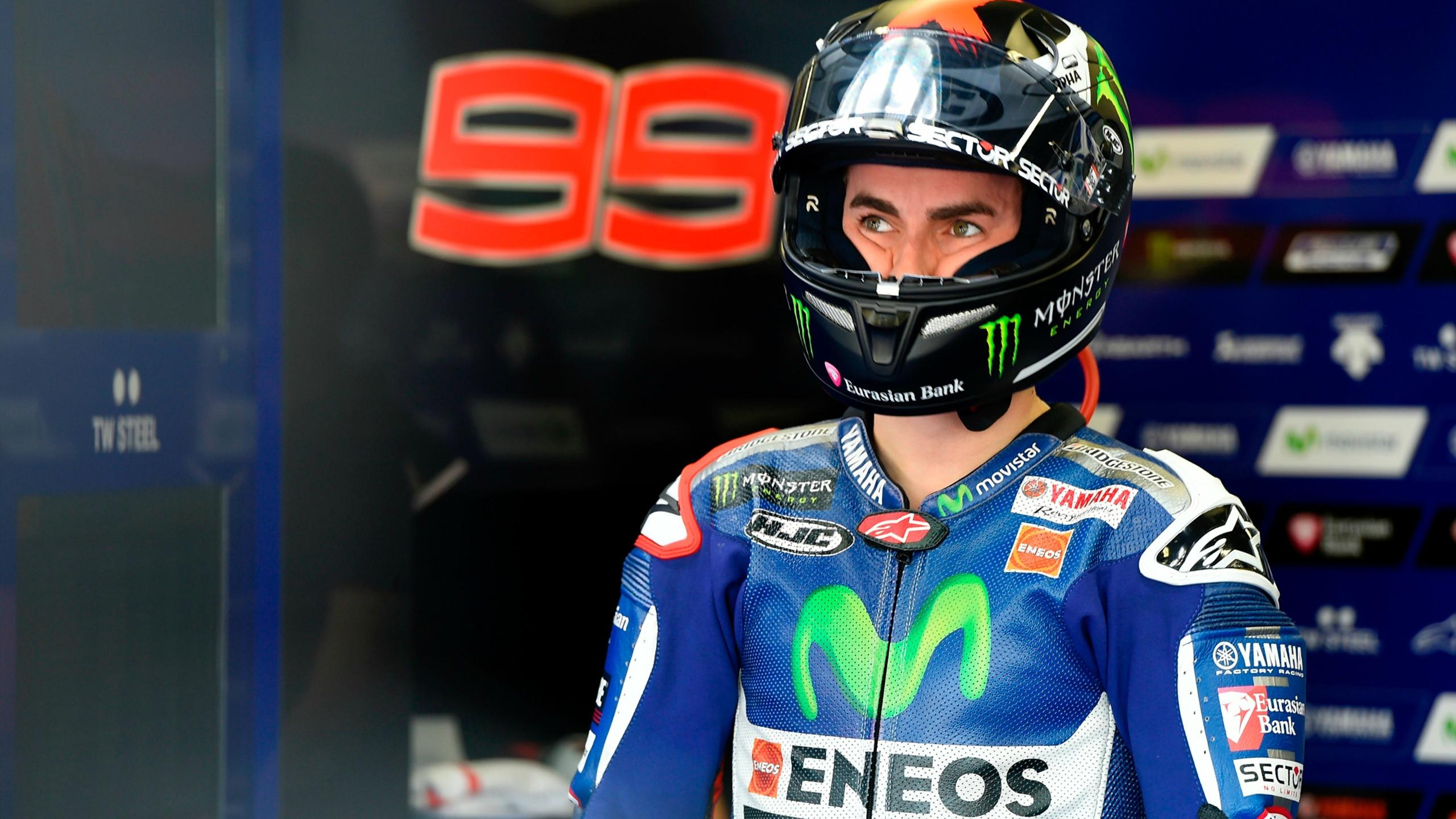 Jorge Lorenzo (Yamaha Factory) - GP of Japan 2015