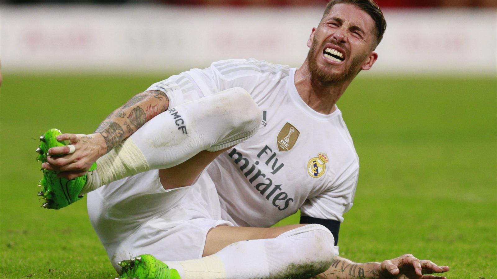Sergio ramos real madrid boss rafa benitez and i have - Sergio madrid ...