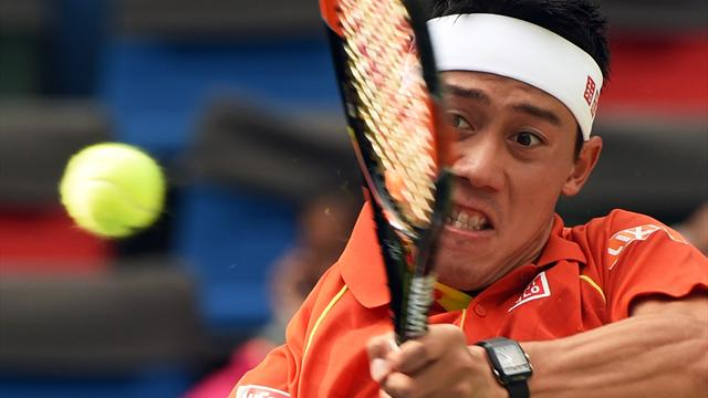 Nishikori – Chardy EN DIRECT