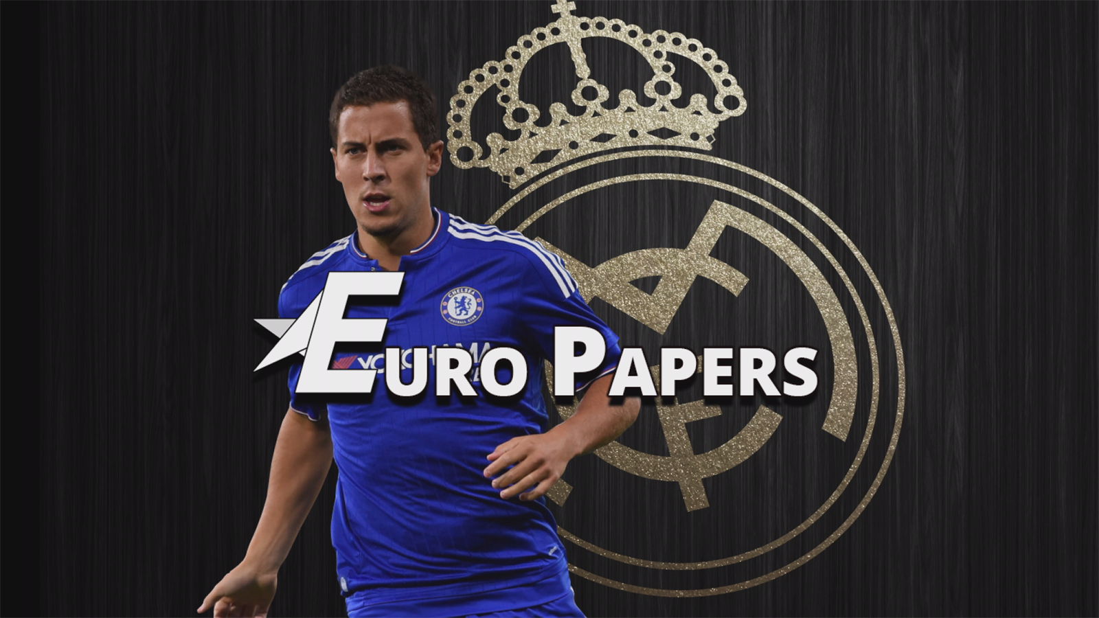 Real Madrid to replace Ronaldo with Hazard in 2016 - Euro Papers