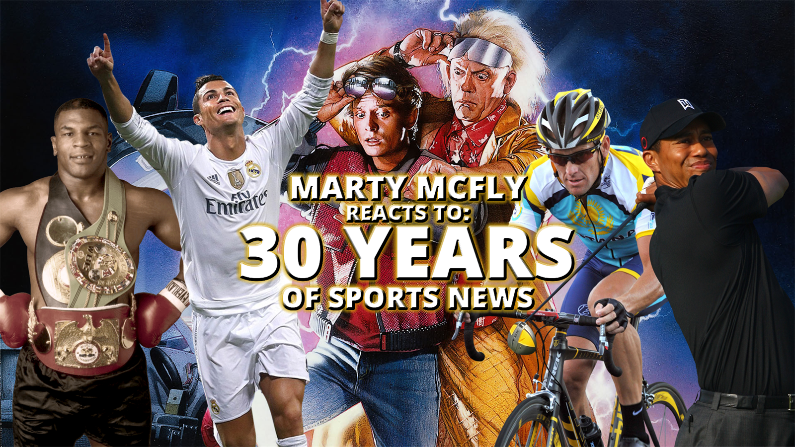 Video marty mcfly reacts to 30 years of sports news - British basketball league table ...