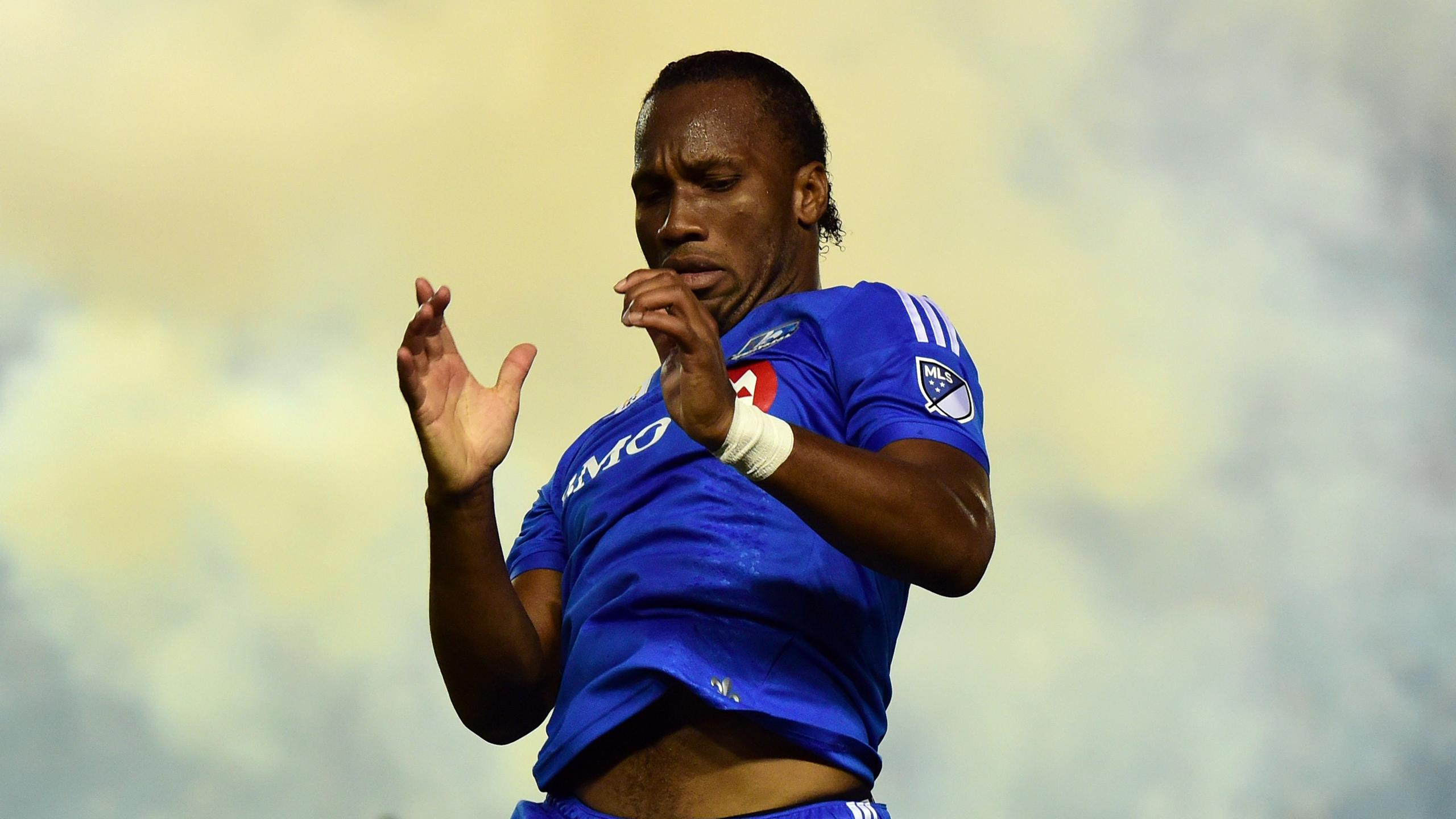 MLS: Didier Drogba (Montreal Impact)