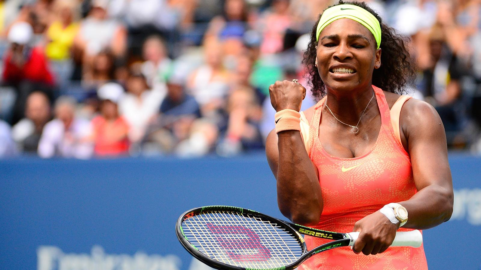 War 2015 schon nah dran am Grand Slam: Serena Williams