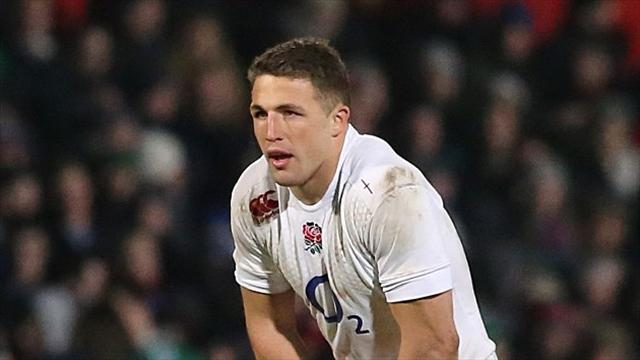 Sam Burgess Return To Rugby League Moves Closer As Nrl Chief Jets In Rugby League Eurosport Uk