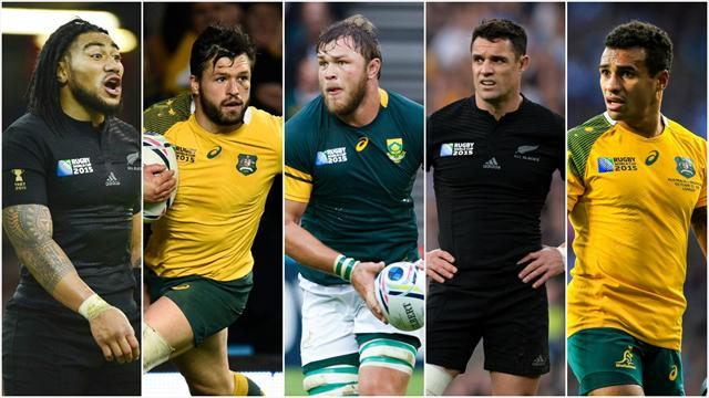 Nonu, Ashley-Cooper, Vermeulen, Carter, Genia... Les stars du Mondial vont enfin illuminer le Top 14