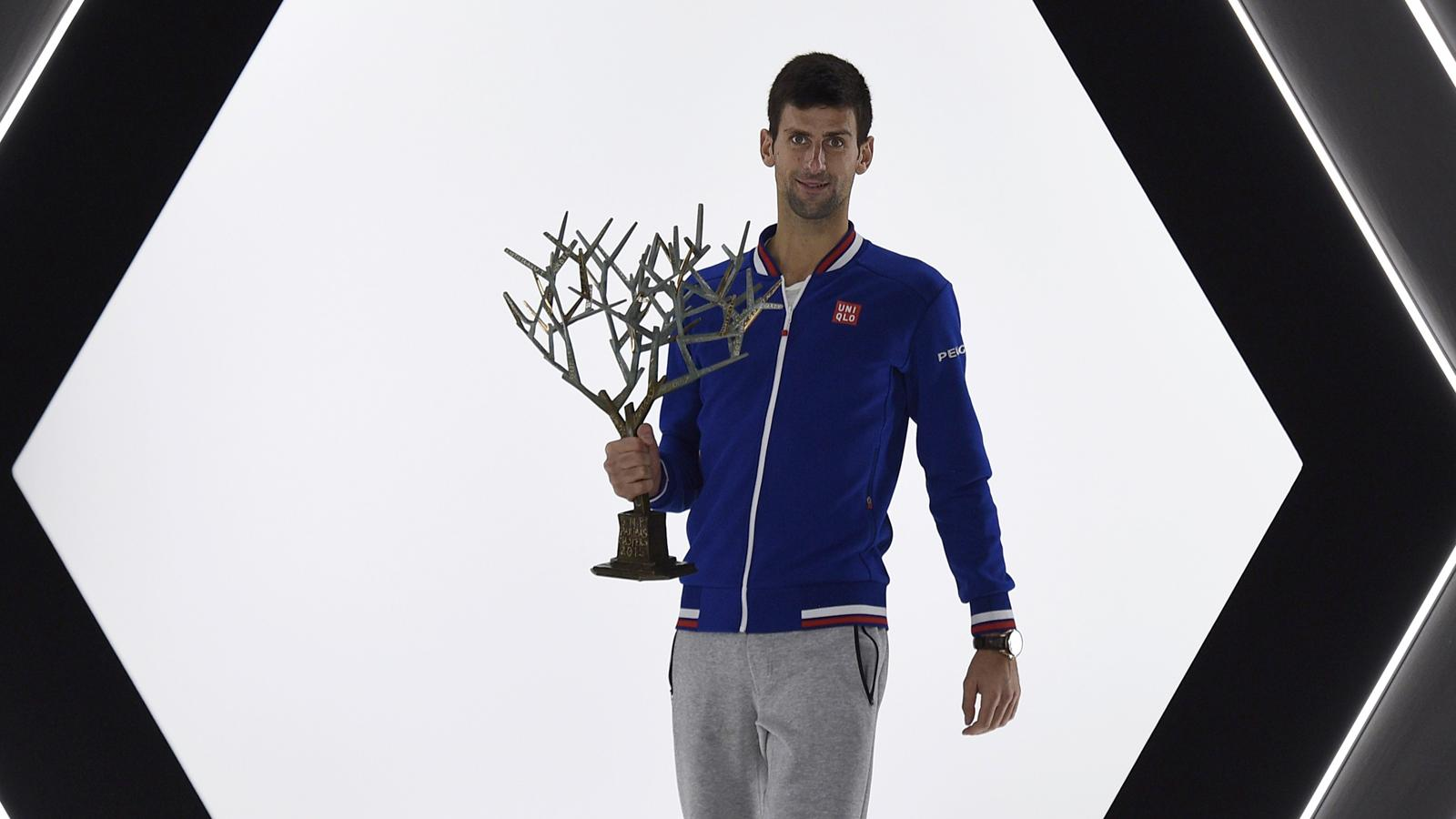 Novak djokovic has no intention of slowing down after - British basketball league table ...