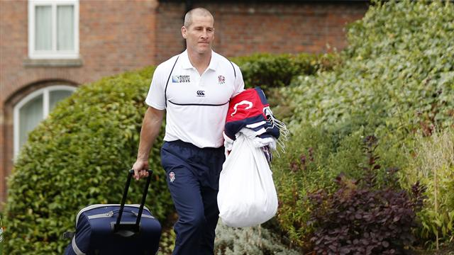 Stuart Lancaster steps down as England coach