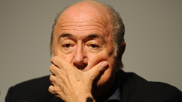 Sepp Blatter has been released from hospital