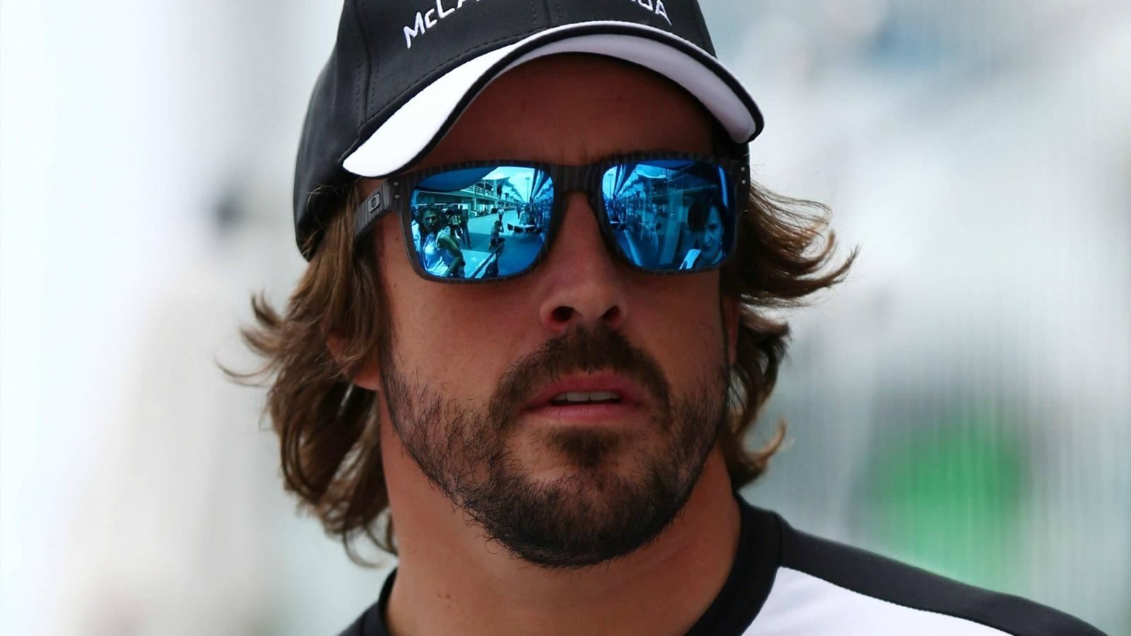 Fernando Alonso (McLaren) - GP of Brazil 2015