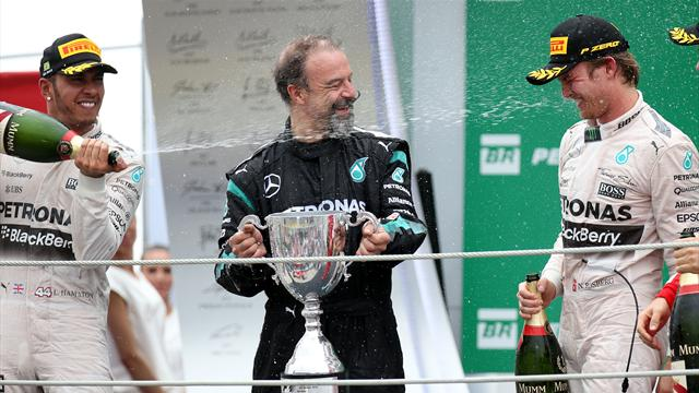 Brazil review: Hamilton coasting after championship win ...