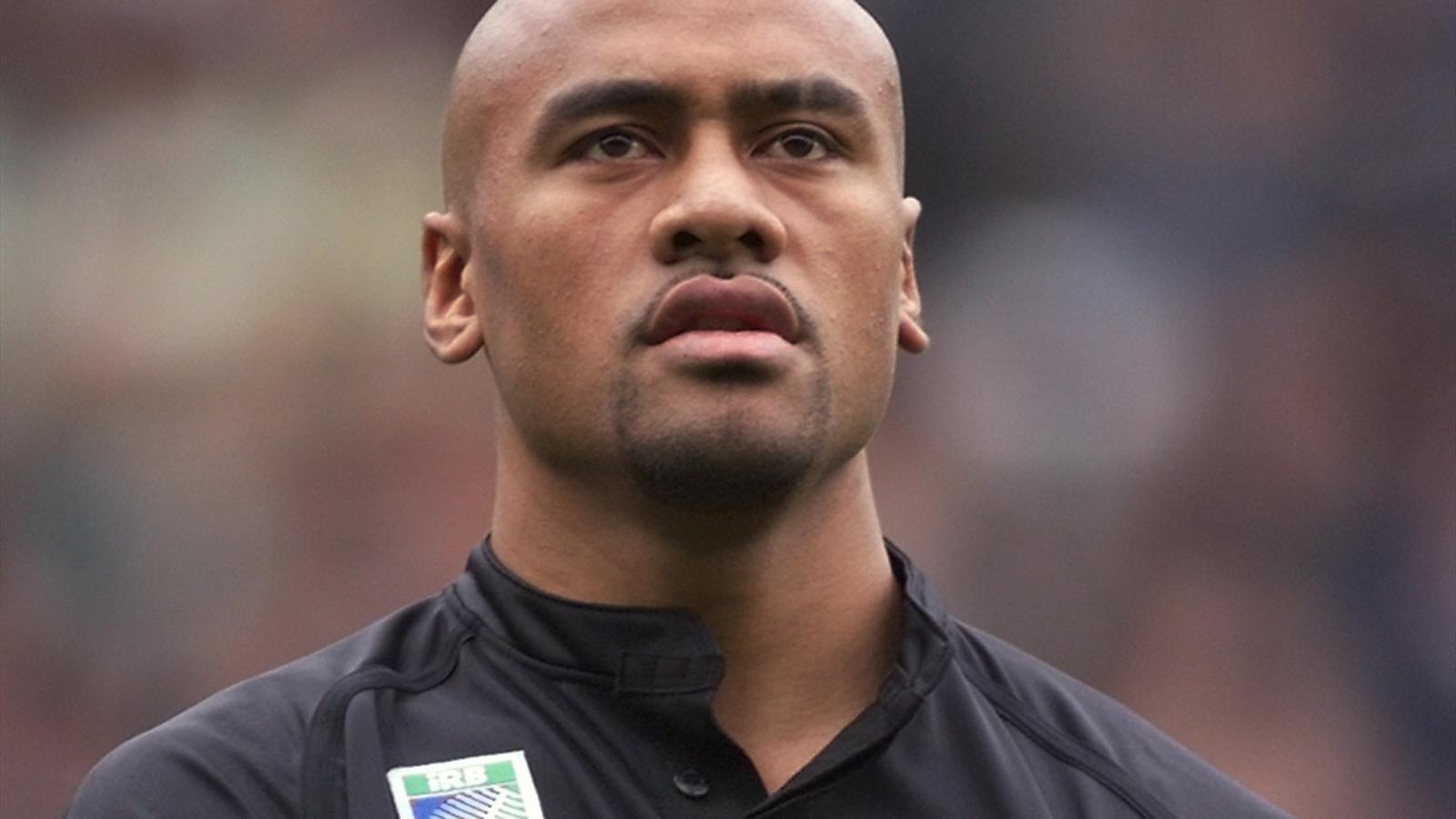 New Zealand rugby legend Jonah Lomu