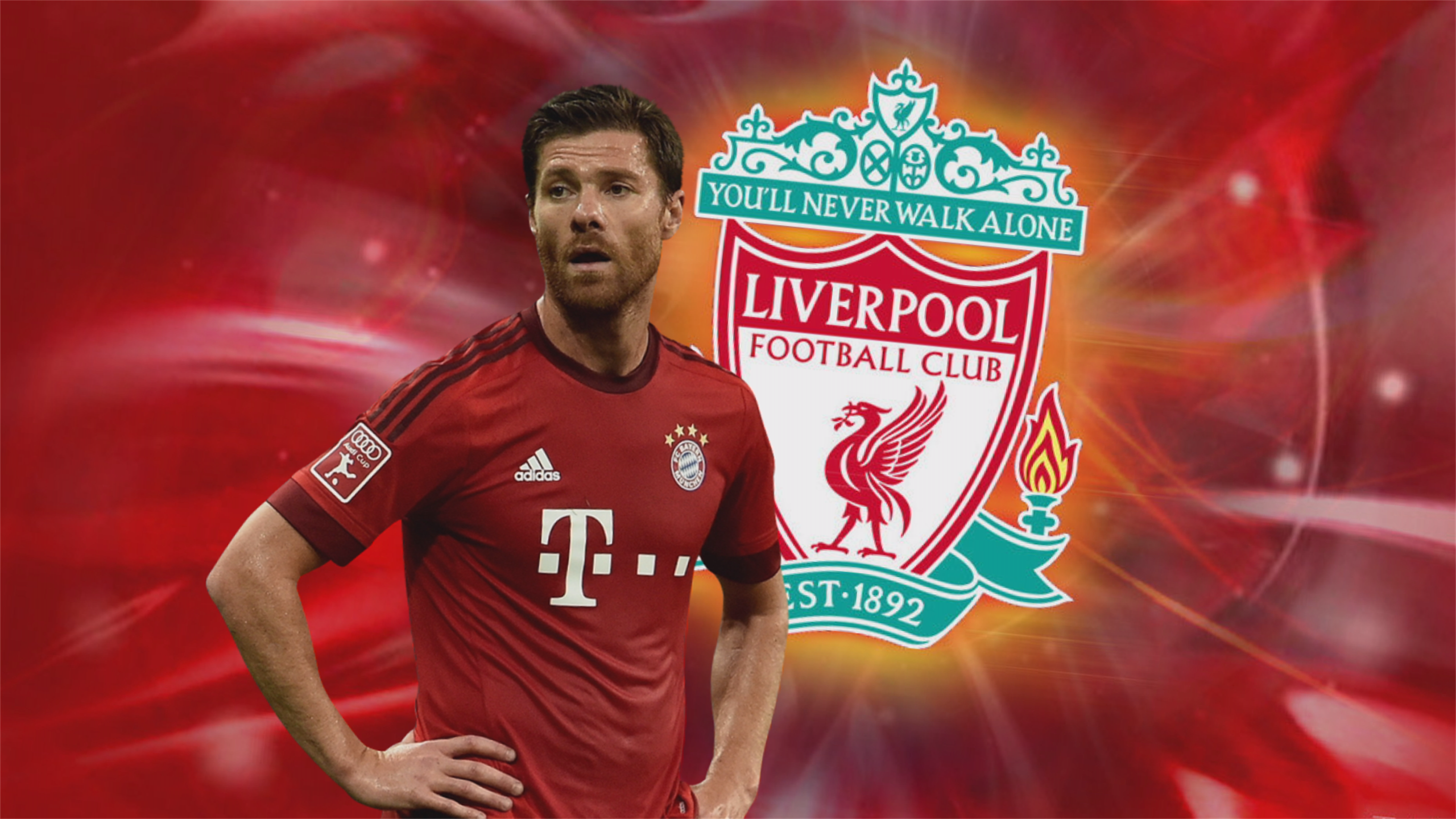 Xabi Alonso in sensational Liverpool return - Euro Papers