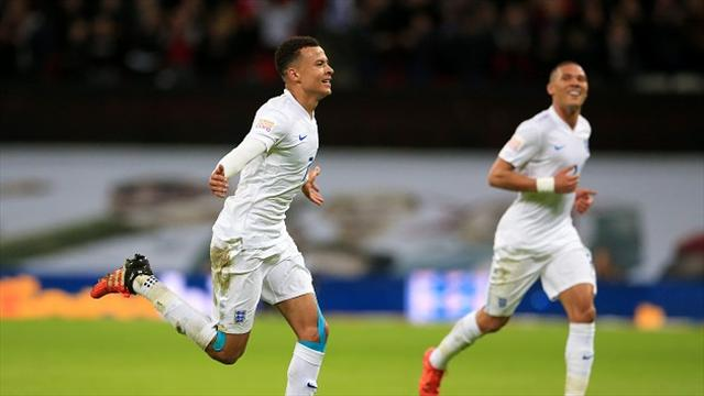 ... by England emergence of Dele Alli and Eric Dier - Football - Eurosport