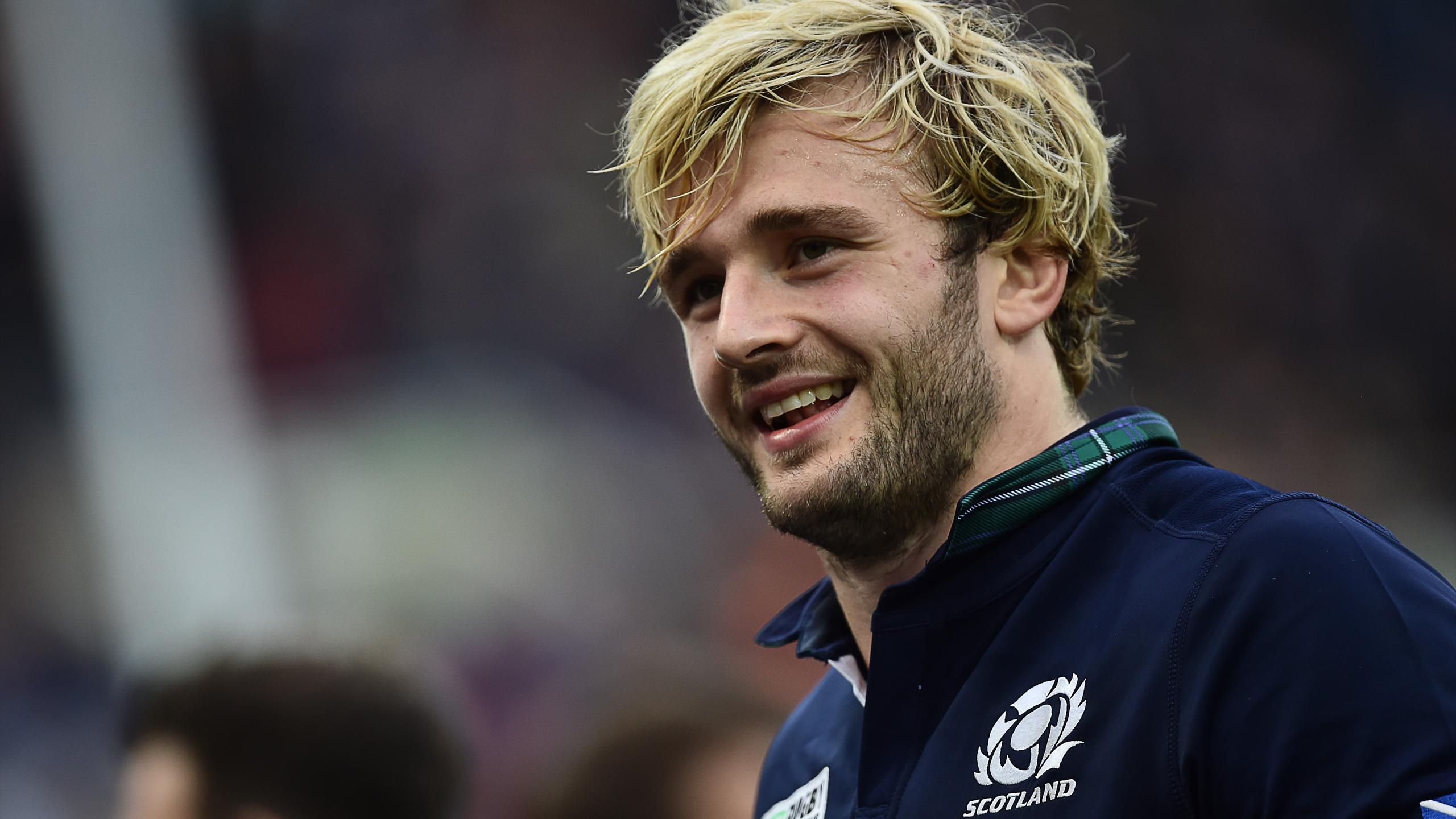 Richie Gray à Toulouse