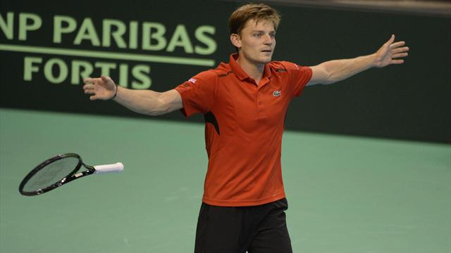 Goffin ouvrira le bal