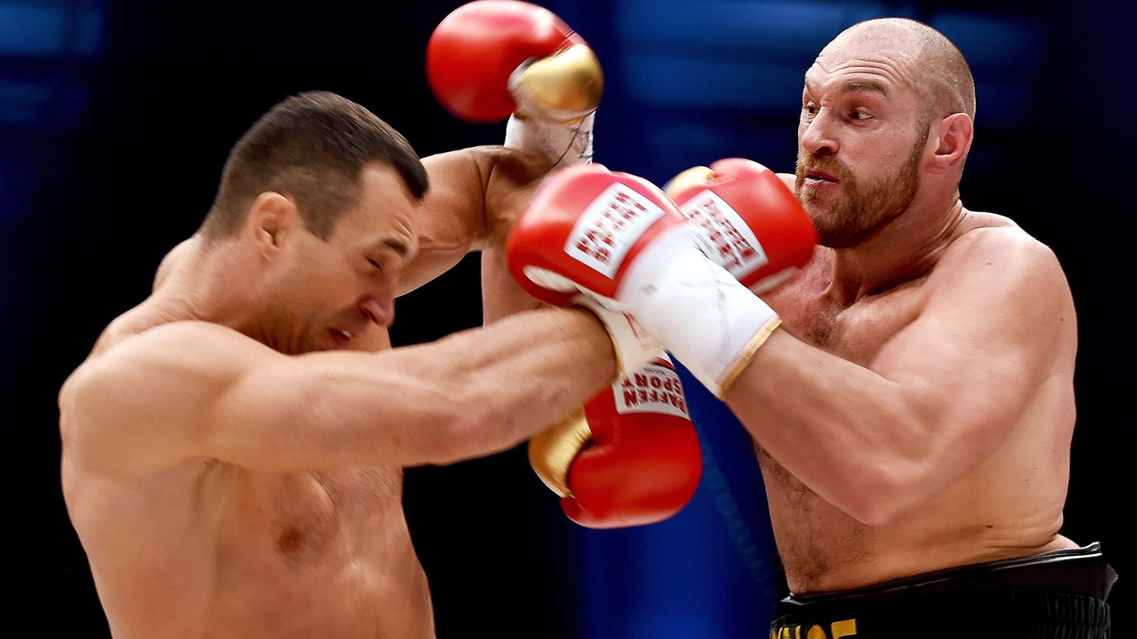 boxing results tyson fury