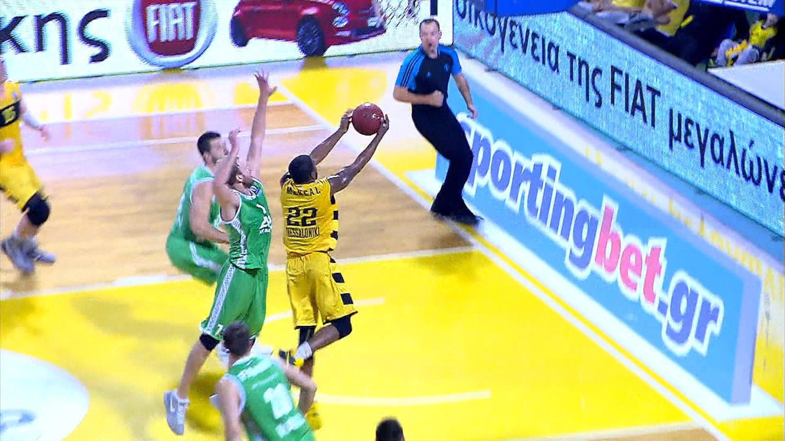 aris thessaloniki basketball