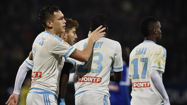 Coupe de la ligue l 39 om a su viter le pi ge bourg en bresse 2 3 coupe de la ligue 2015 - Billet coupe de la ligue 2015 ...