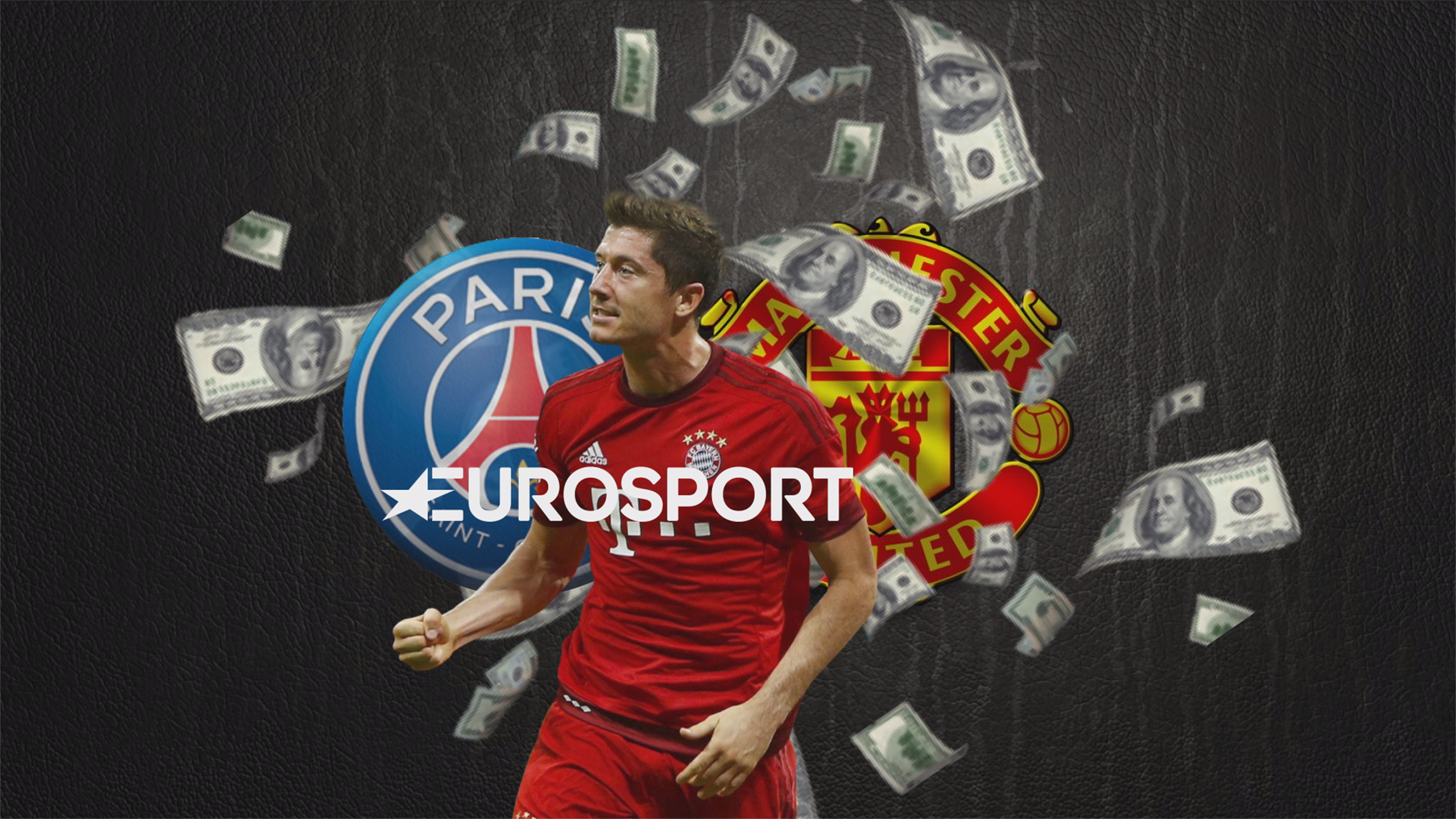PSG & Man United tempt Lewandowski with ‎€15m salary - Euro Papers