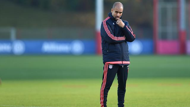 "Guardiola ne continue pas au Bayern car il a ""envie de Premier League"""