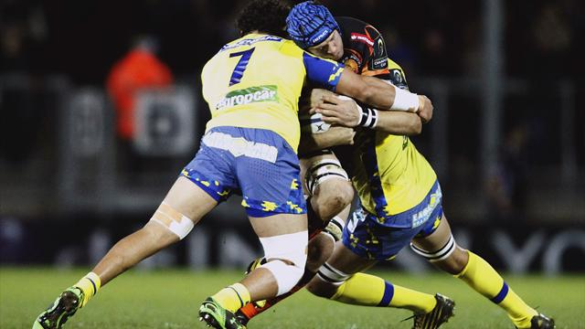 French giants revive Champions Cup hopes with dominant defeat of Exeter Chiefs