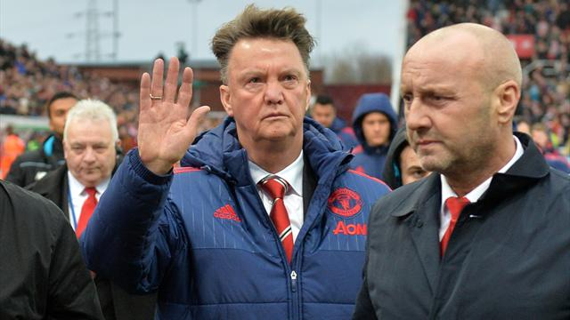 Louis van Gaal and the collapse of English football culture