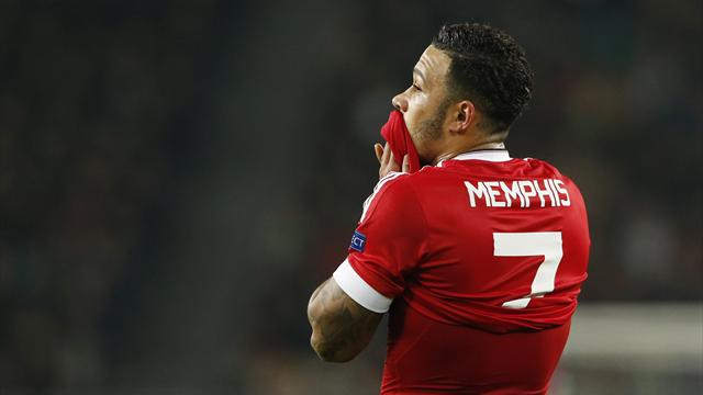 Depay: No problem with 'great coach and great person' Mourinho