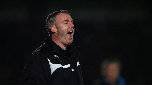 Sheridan confirmed as Oldham manager