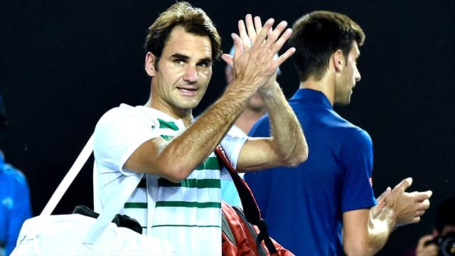 Federer seeded 17th, could face Murray or Djokovic in third round
