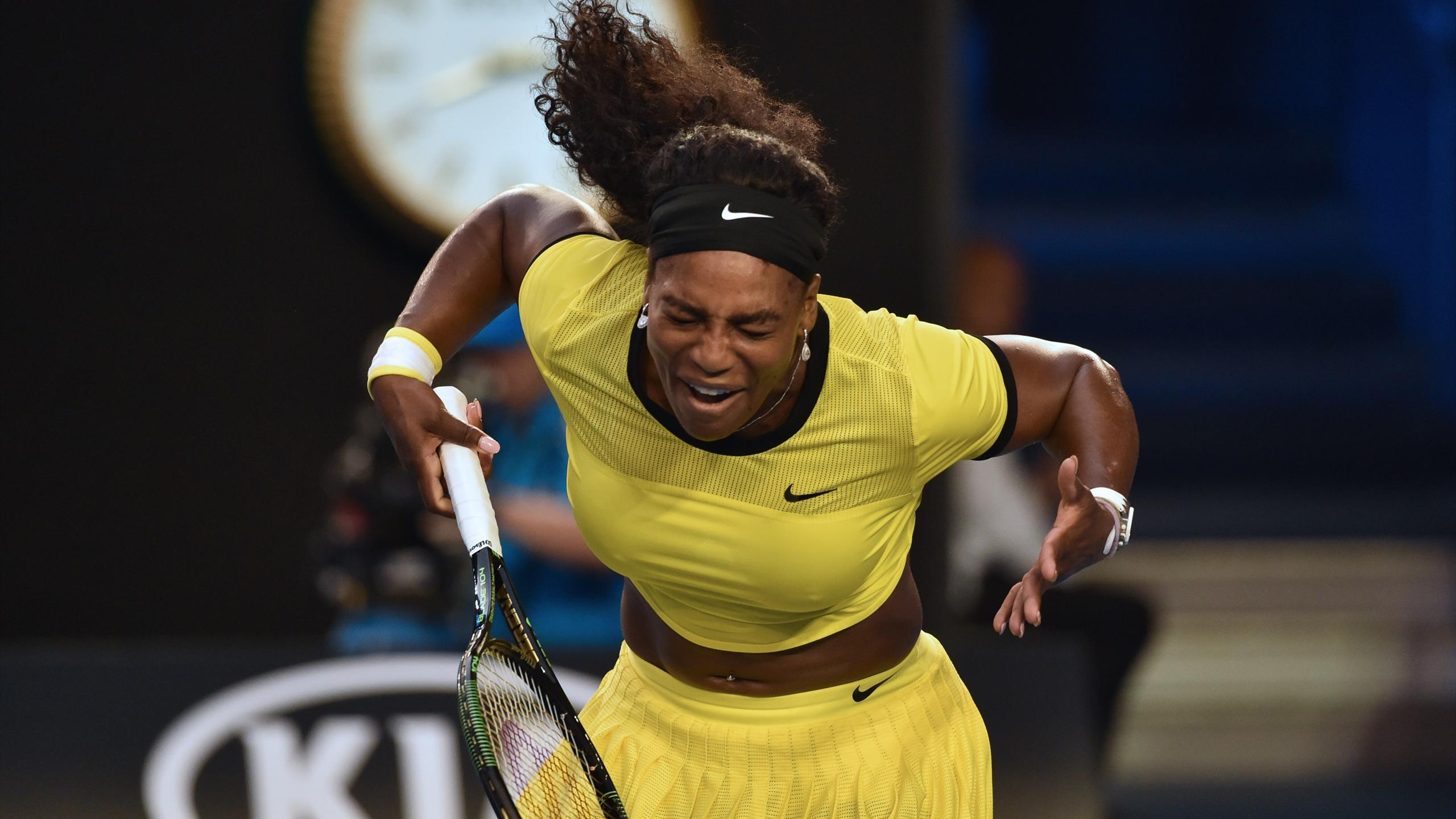 Serena Williams - Open d'Australie 2016