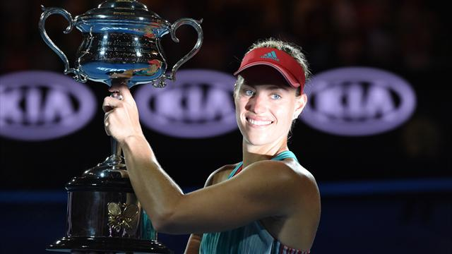 Kerber, quelle sensation !