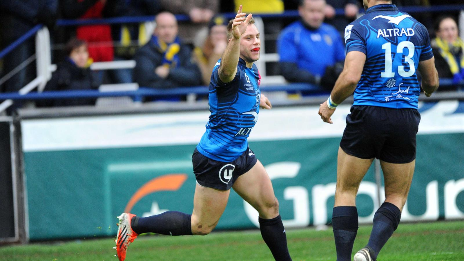 Marvin O'Connor (Montpellier) - 30 janvier 2016