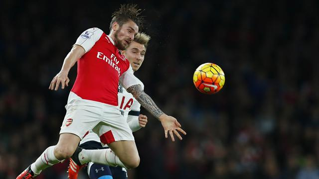 Arsenal's Debuchy joins Bordeaux on loan, Sanogo goes to Charlton