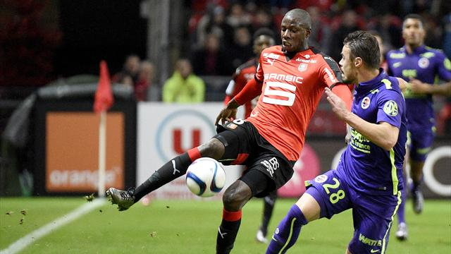 Watford sign Doucoure from Rennes in club record deal