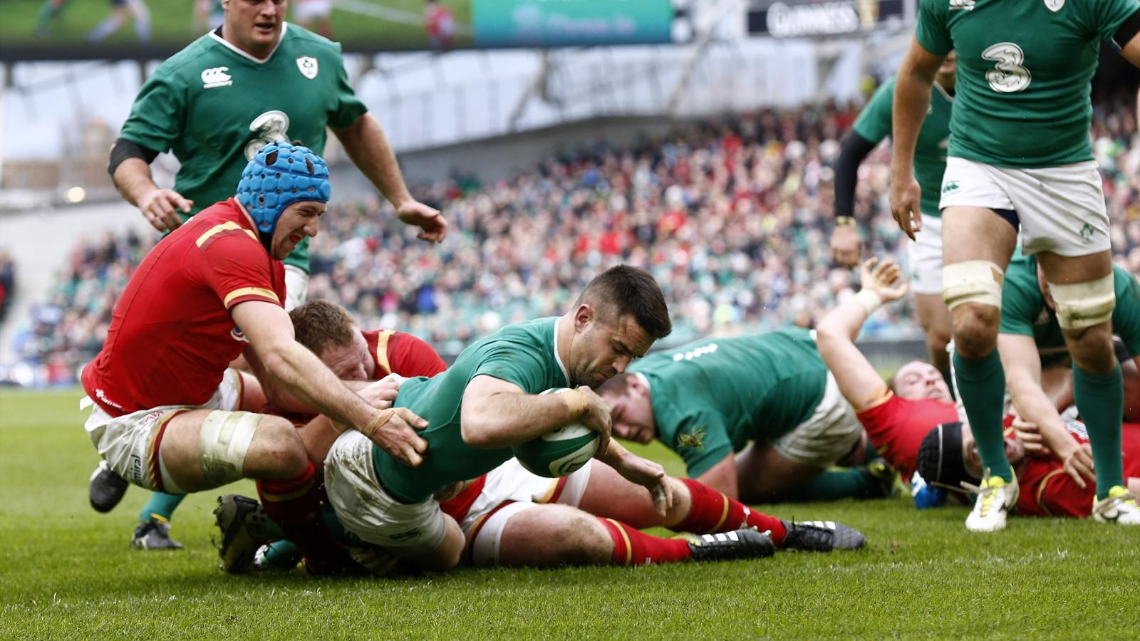 Ireland and wales draw 16 16 in hard fought match six - Rugby six nations results table ...