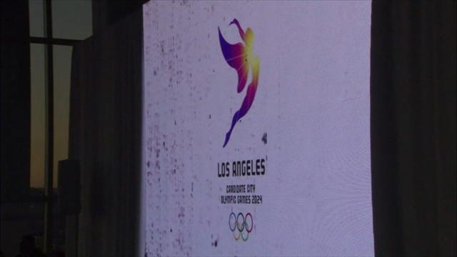 VIDEO - Los Angeles dévoile son logo pour 2024