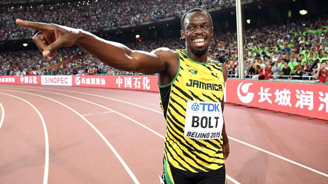 Jonathan Edwards: Bolt already greatest athlete of all time, and he'd be unbelievable at 400m