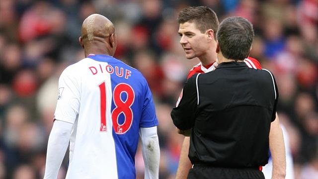 El Hadji Diouf in incredible new attack on Gerrard and 's***' Carragher
