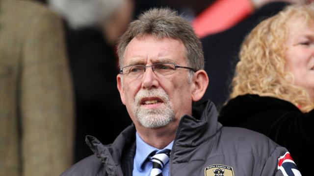 Ray Trew steps down as Notts County chairman