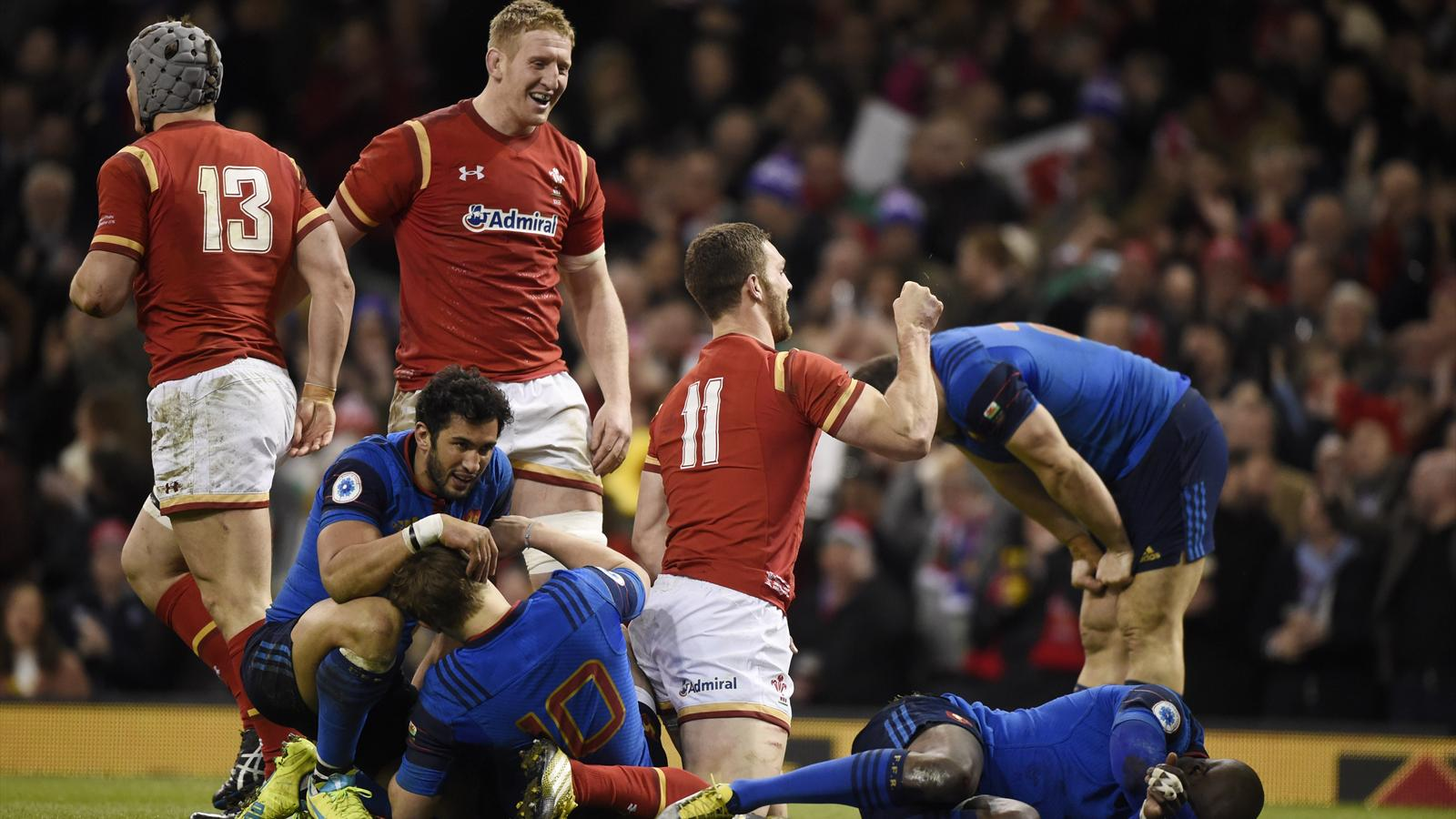 Wales beat france to top six nations table six nations - Rugby six nations results table ...