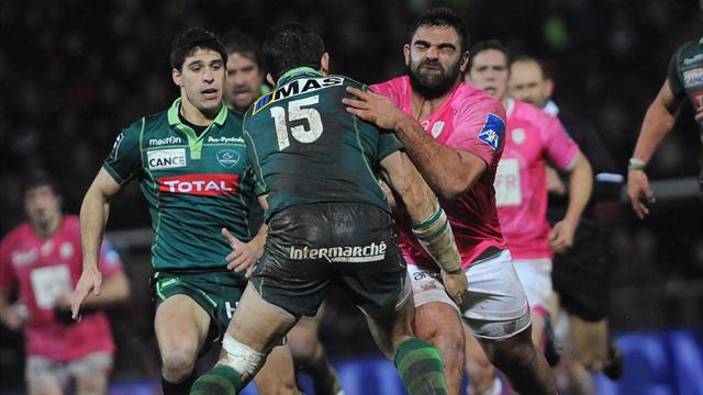 Le Stade français s'enfonce, Bordeaux-Bègles poursuit sa belle série
