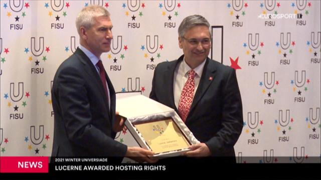 Universiade - Lucerne awarded 2021 hosting rights