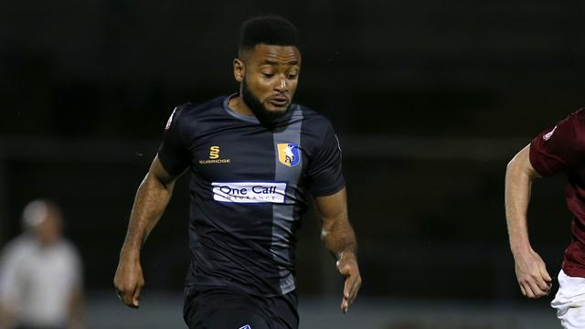 Mansfield striker given five-match ban for urinating in front of fans