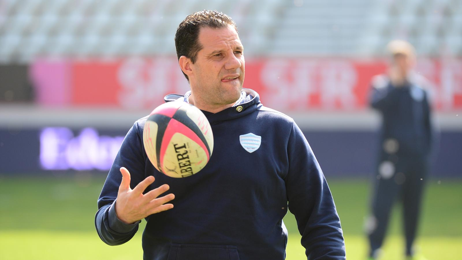 Laurent Labit (Racing 92) - 12 mars 2016