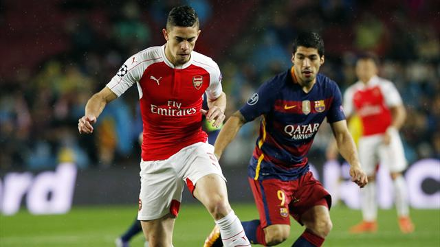 Arsenal Defender Set for Valencia Move