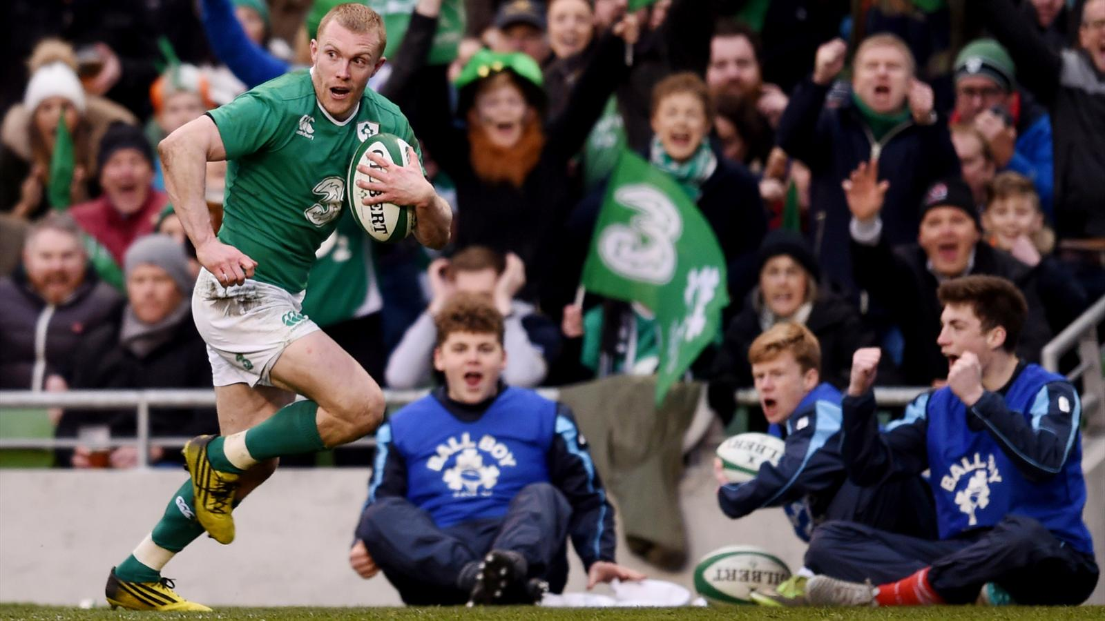 Ireland finish campaign with win over undisciplined - Rugby six nations results table ...