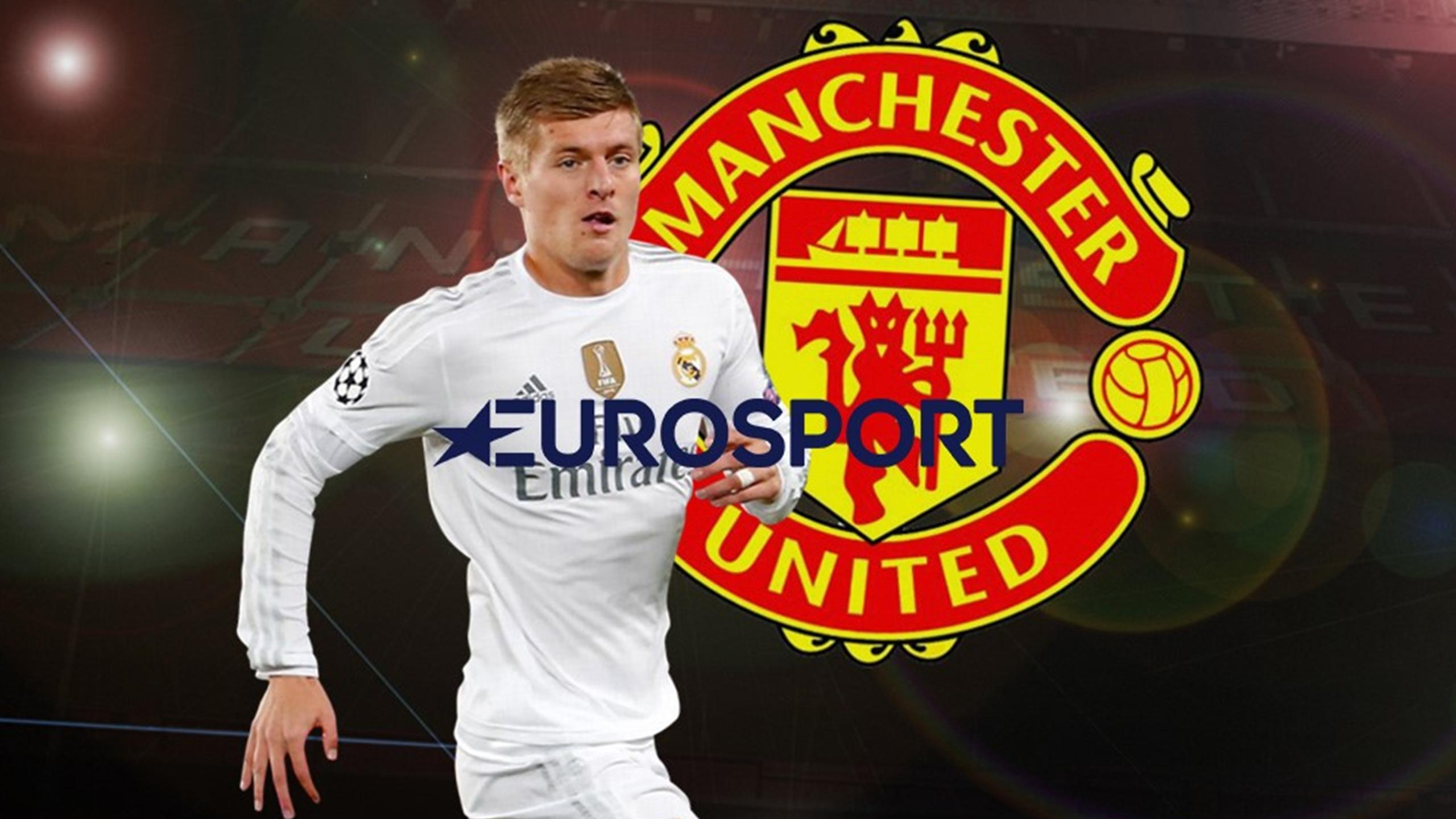 Manchester United prepare‎ €50m bid for Toni Kroos - Euro Papers