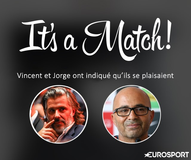 Tinder Foot : Match Labrune/Sampaoli