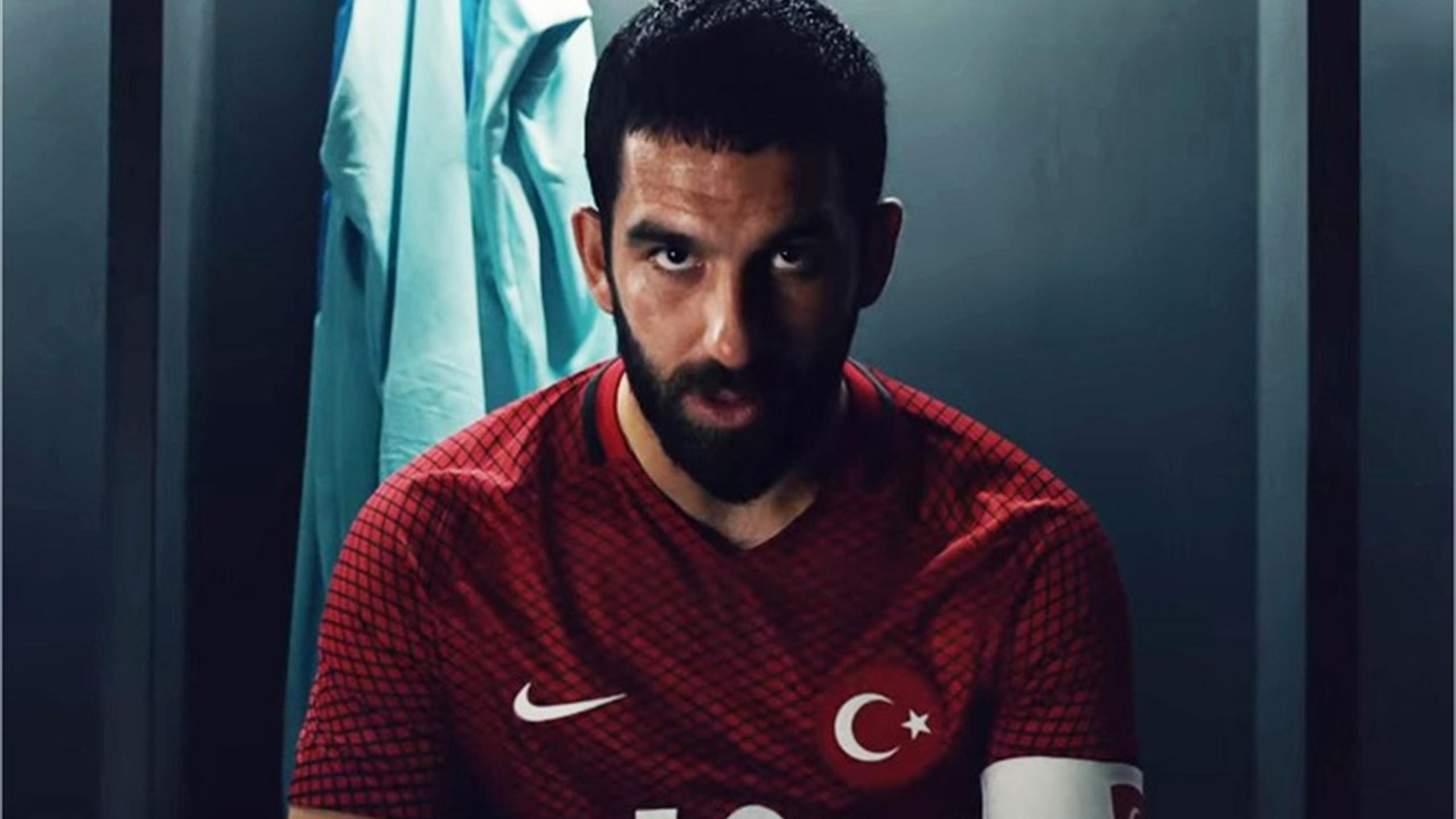 Barcelona and Turkey star Arda Turan (Nike on Youtube)